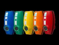 EVBOX cover gespoten in andere RAL-kleuren