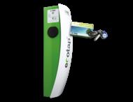 Ecotap WG 2 SMART 3,7/22 kW Oplaadzuil met 2 contactdozen