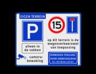 informatiebord 1000x800mm ET-E04 + eigen tekst
