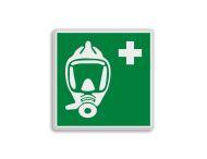 Reddingsbord E028 - Ademhalingsapparaat voor noodevacuatie
