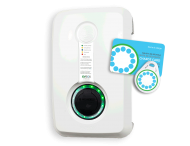 EVBOX Homeline SMART met laadpas-systeem