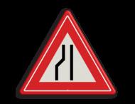 Verkeersteken RVV J19 - klasse III