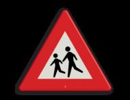 Verkeersbord RVV J21