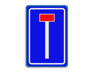 Verkeersbord RVV L08