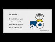 Dick Bruna - Lesbord - de tractor