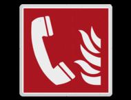 Brandweer - Brandalarm Telefoon - F006