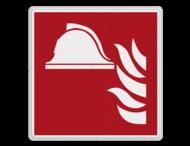 Brandweer - Brandbestrijdingsmiddelen - F004