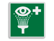 Veiligheidspictogram - Oogdouche - E011