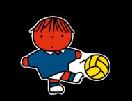 Dick Bruna - Silhouetbord voetballer
