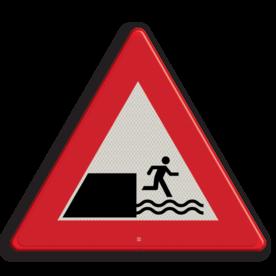 Verkeersbord J26_voetganger