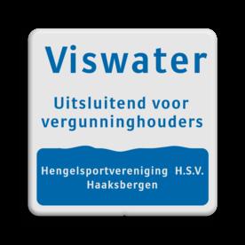 Informatiebord - H.S.V. Haaksbergen