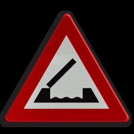Verkeersbord België A9 - Beweegbare brug