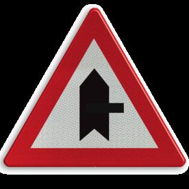Verkeersbord België B15f - Voorrang verlenen
