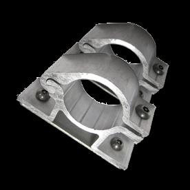 Bordbeugel anti-diefstal (set 2 stuks) Ø48 mm