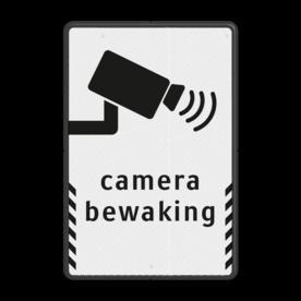 Verkeersbord camerabewaking - Basic