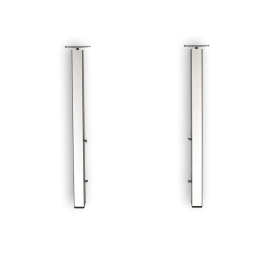 Montageframe TS3 plafondbeugel - geborsteld aluminium
