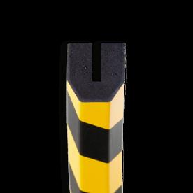 Profielbescherming Trapezium 40x80x8mm opsteekbaar MORION