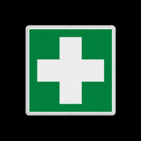 Reddingsbord E003 - EHBO middelen