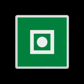 Reddingsbord E031 - Algemeen alarm aan boord