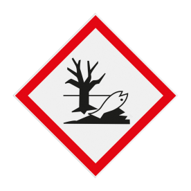 Pictogram GHS08 - Milieugevaarlijke stoffen