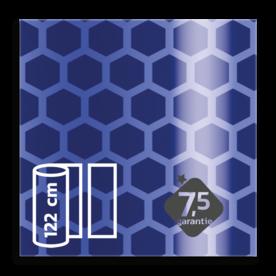 Flexibel reflecterende folie Blauw V-8005 EVG gemetalliseerd