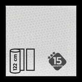 Reflecterende folie Wit klasse 3 T-7500-B