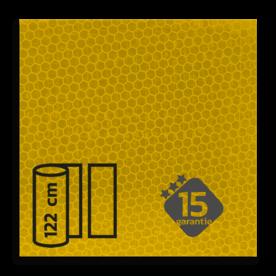 Reflecterende folie Geel klasse 3 T-7501-B