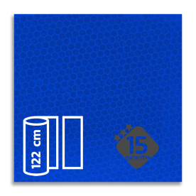 Reflecterende folie Blauw klasse 3 T-7505-B