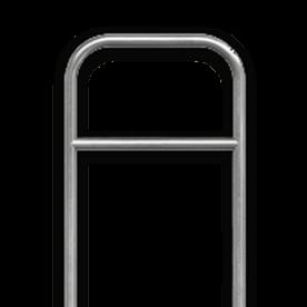 Fietsbeugel staal - 700x1200mm - ø60mm