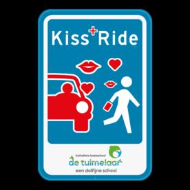 Parkeerbod Kiss&Ride - Eigen ontwerp