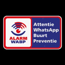 WABP onderbord