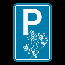 Parkeerverbod - Geboorte - Jongen