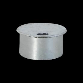 Cover voor grondkoker - wegneembare paal Ø76mm