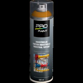 Industrielak oranje - 500 ml - hoogglans