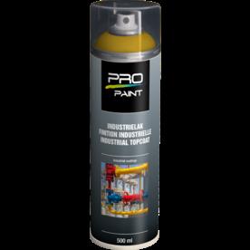 Industrielak geel - 500 ml - hoogglans