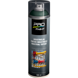 Industrielak groen - 500 ml - hoogglans