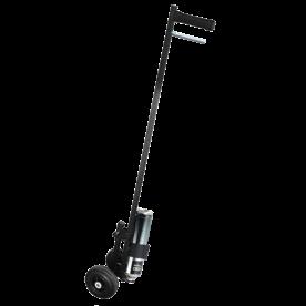 Lijnentrekker 2-wiel - voor verfspuitbussen 500, 600 en 750 ml
