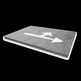 Wegmarkering - pijlen