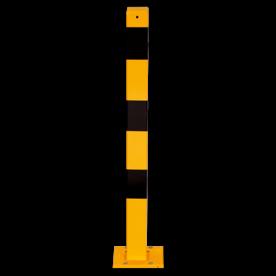 Rampaal 70x70x900mm wegneembaar