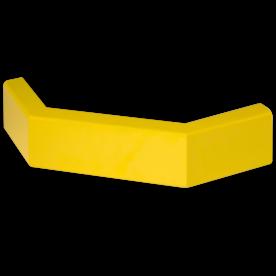 Rambeveiliging Buitenhoek 350mm C-Profiel