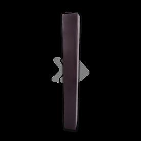 Trottoirpaal - type Harderwijk - antracietgrijs DB703 (fijnstructuur)