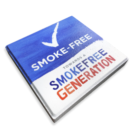 Stoeptegel 300x300mm - Smoke-free Generation