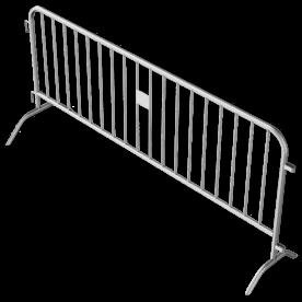 Dranghek staal 18kg - 250cm - 18 spijlen