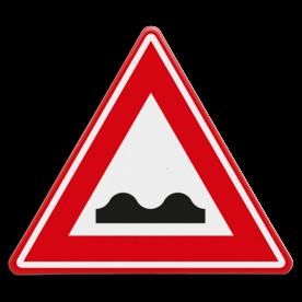 Verkeersteken RVV J01 - klasse 3