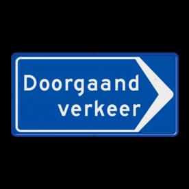 Verkeersbord RVV BB100r