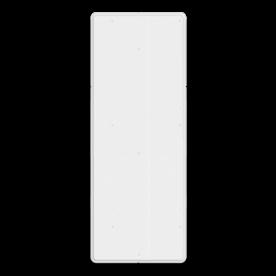 Kenbord wit t.b.v. portaalsein - RS - 300x800mm - Reflecterend
