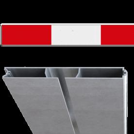 Schrikhekplank RVV BB16-1 Verzwaard profiel blokmotief