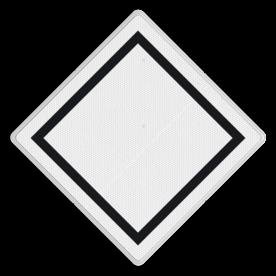 Halteringsbord - 9.03 - Reflecterend