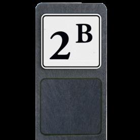 Bermpaal 1250x150x40mm met reflecterend bordje 119x109mm - Reflecterende opdruk: Bermpaal 1250x150x40mm met reflecterend bordje 119x109mm met print van tekst / pictogrammen in reflectieklasse 3 (incl. anti-graffiti laminaat). Basis: Wit (Rand: RAL 9016 - wit) Kaderrand: Pictogram: Kaderrand Tekstvlak: 2B. - Product eigenschappen: Ontwerpcode: 1d0d64Afmetingen: 119x109mmReflecterend: Klasse 3 [ maximaal ]Uitvoering: Dubbelzijdig bedruktIncl. anti-graffiti laminaat