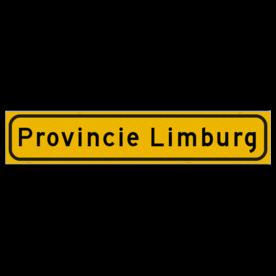 Voertuigmarkering Zelfklevend - Reflecterende opdruk: Voertuigmarkering Zelfklevend met print van tekst / pictogrammen in reflectieklasse 3 (incl. anti-graffiti laminaat). Basis: Geel-FLUOR met Zwart (Rand: RAL 1023 - geel) Tekstvlak: Provincie Limburg. - Product eigenschappen: Ontwerpcode: 62b561Afmetingen: 500x100mmReflecterend: Klasse 3 [ maximaal ]Uitvoering: Reflecterende sticker klasse 3Incl. anti-graffiti laminaat